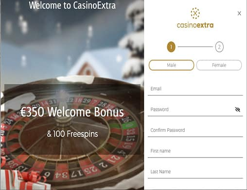 lucky casino sign up