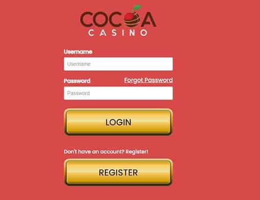 cocoacasino front image