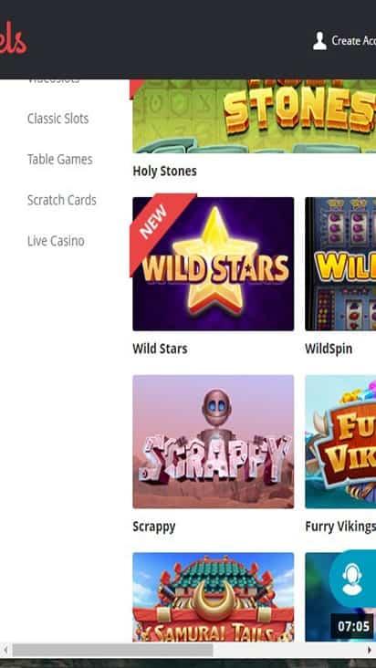 fruityreels game mobile