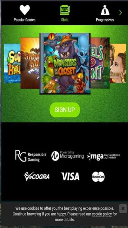 gaming club game mobile