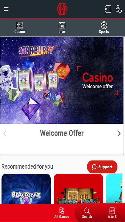 genting bet home mobile
