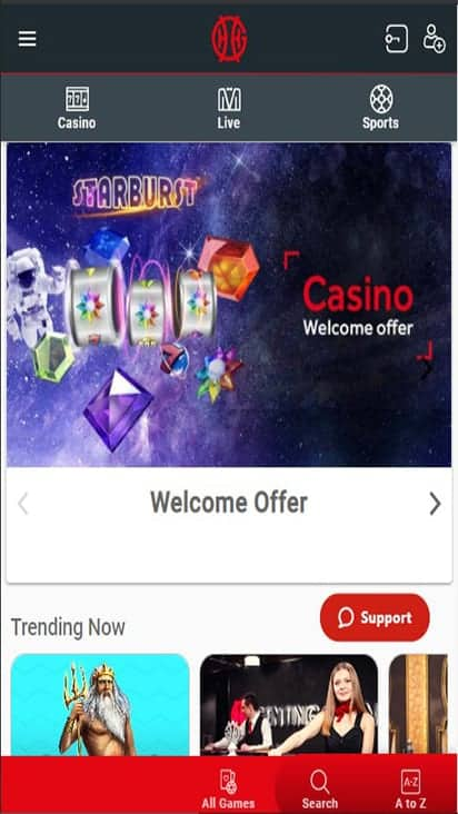 genting casino home mobile