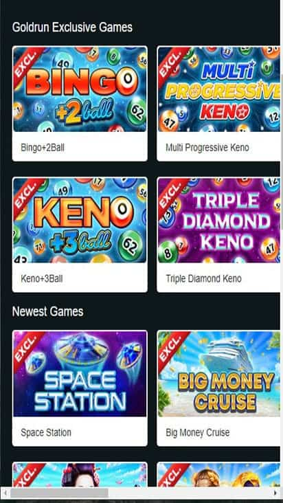 goldrun casino game mobile