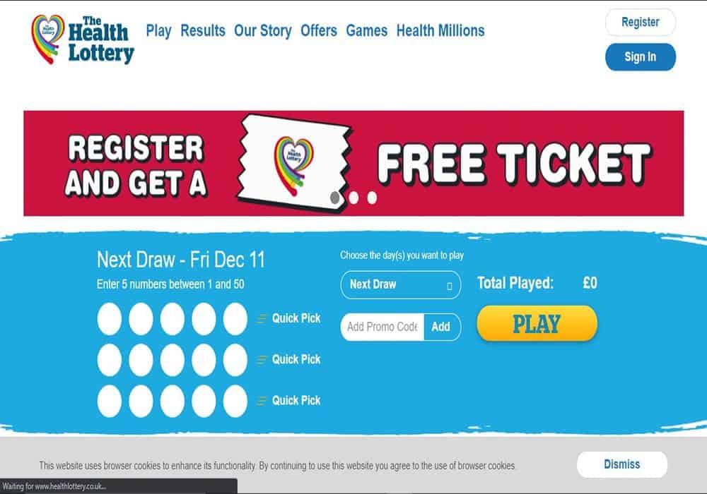 buzz bingo homepage