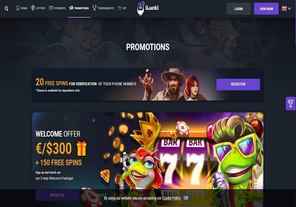 Draft Kings promotions page