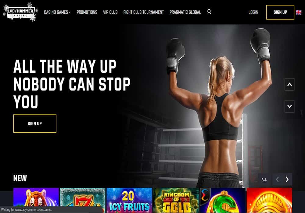 Draft Kings home page