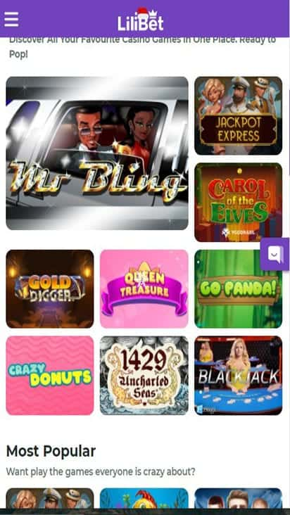 lilibet game mobile