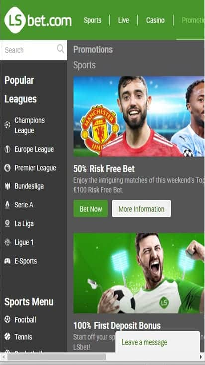 ls bet promo mobile