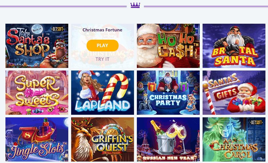 majesty slots games