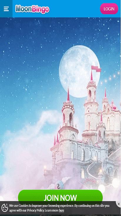 moon bingo home mboiel