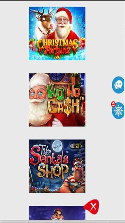 nordicasino game mobile
