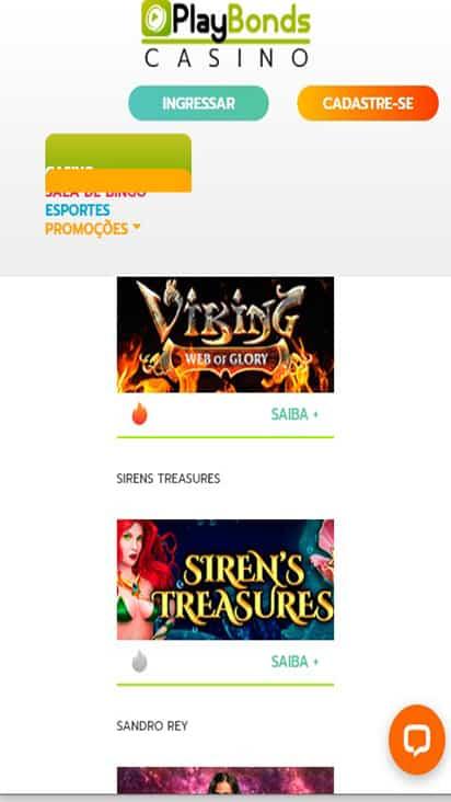 playbonds game mobile