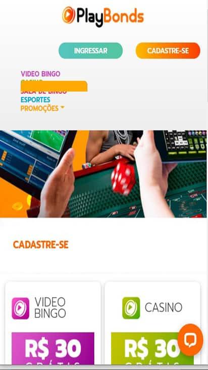 playbonds home mobile