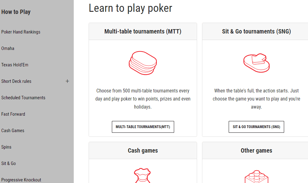 poker ladbrokes games how to play