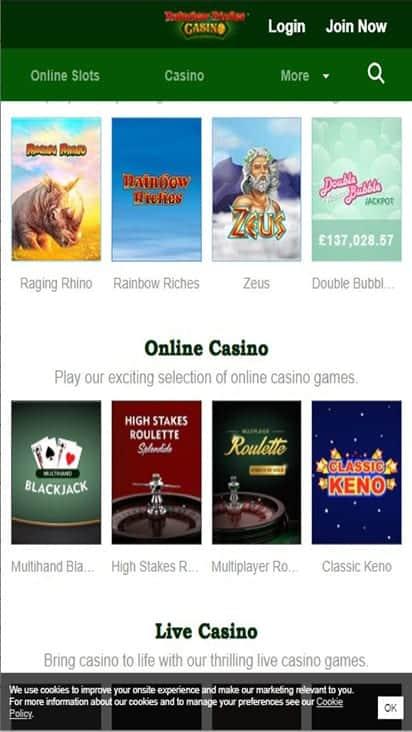 rainbowrichescasino game mobile