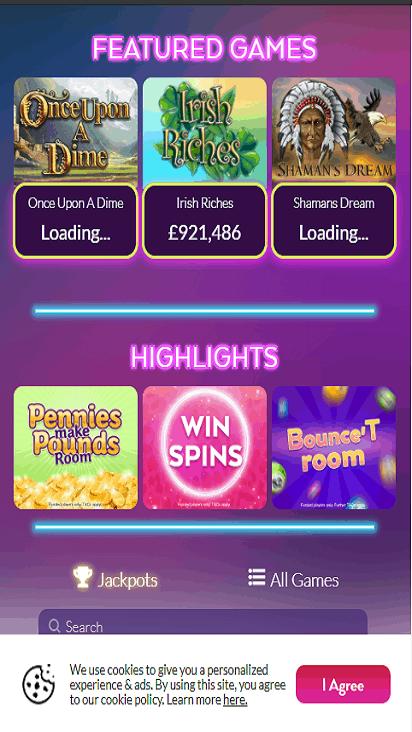 safari bingo game mobile