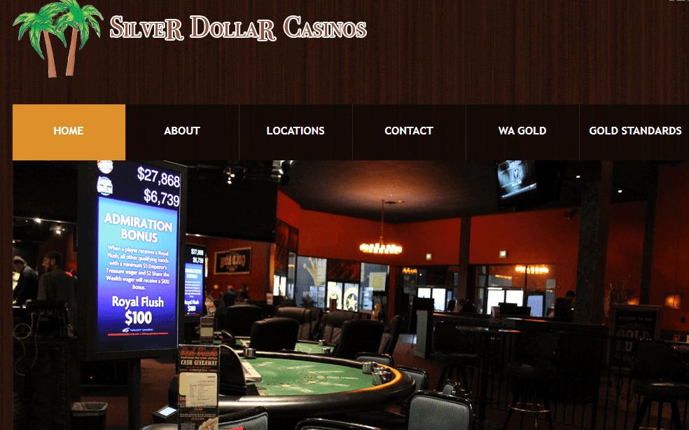 silver dollar casino home