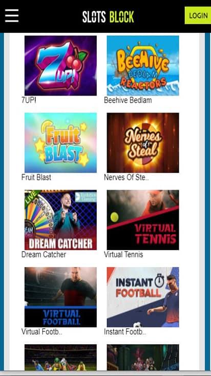 slotsblock game mobile