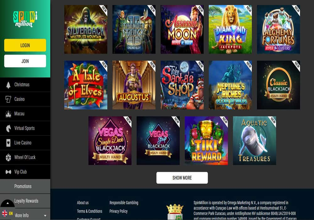 all slots mobile games