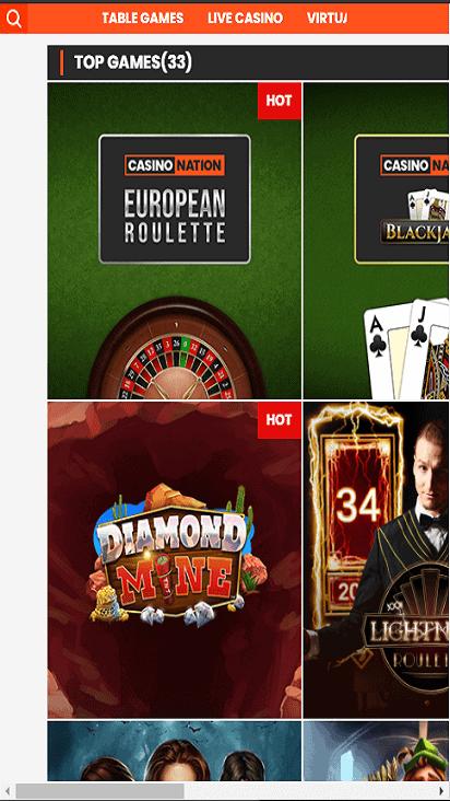 sport nation bet game mobile