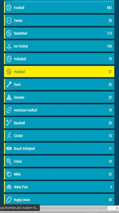 sport wetten game mobile