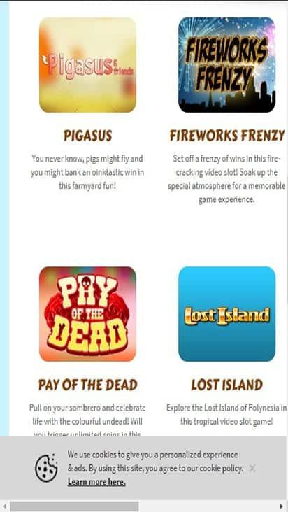 treasure bingo game mboile