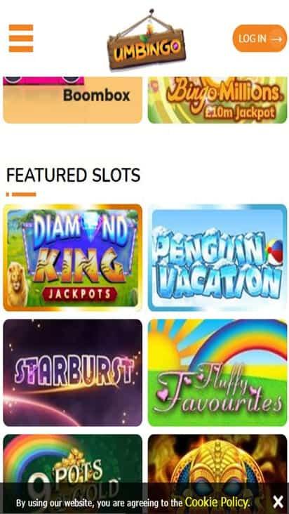 umbingo game mobile