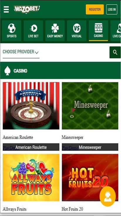 wazobet game mobile