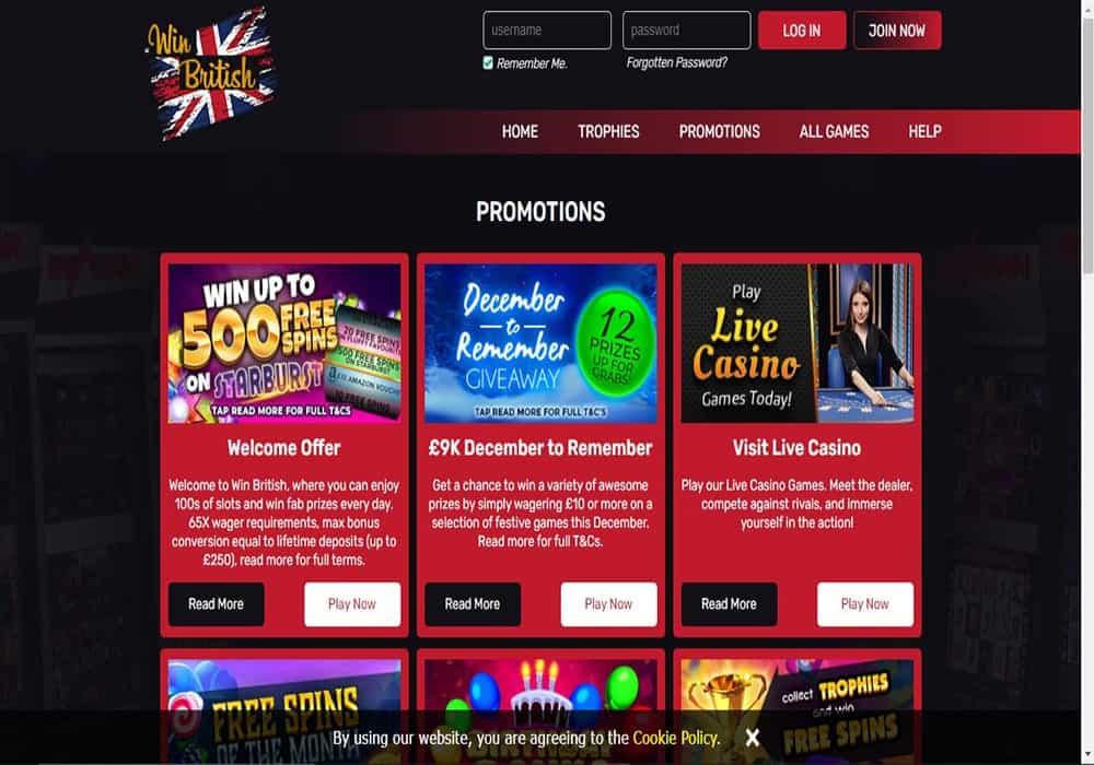 winbritish-Promotion-page