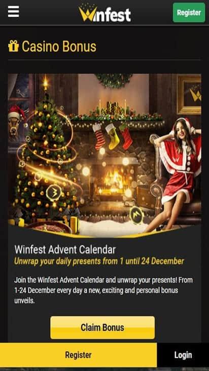 win fest promo mobile