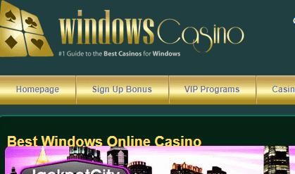 windows casino front imaeg