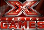 xfactor games logo