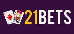 21 bets casino logo