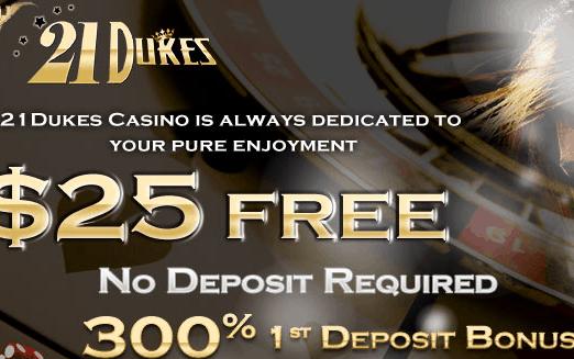 21 dukes casino front image