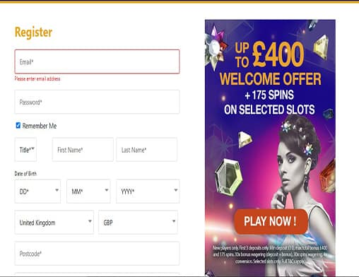 mayfair casino london sign up