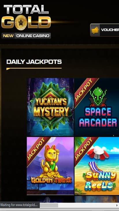 Royal Gold Casino game mobile