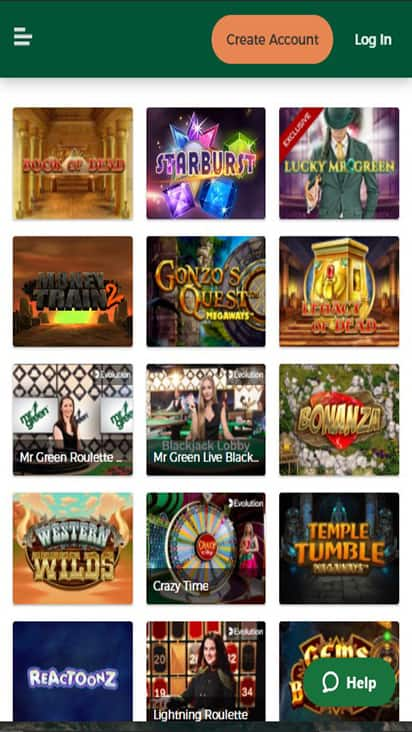 Vinnarum game mobile
