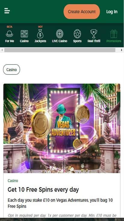 Vinnarum promo mobile