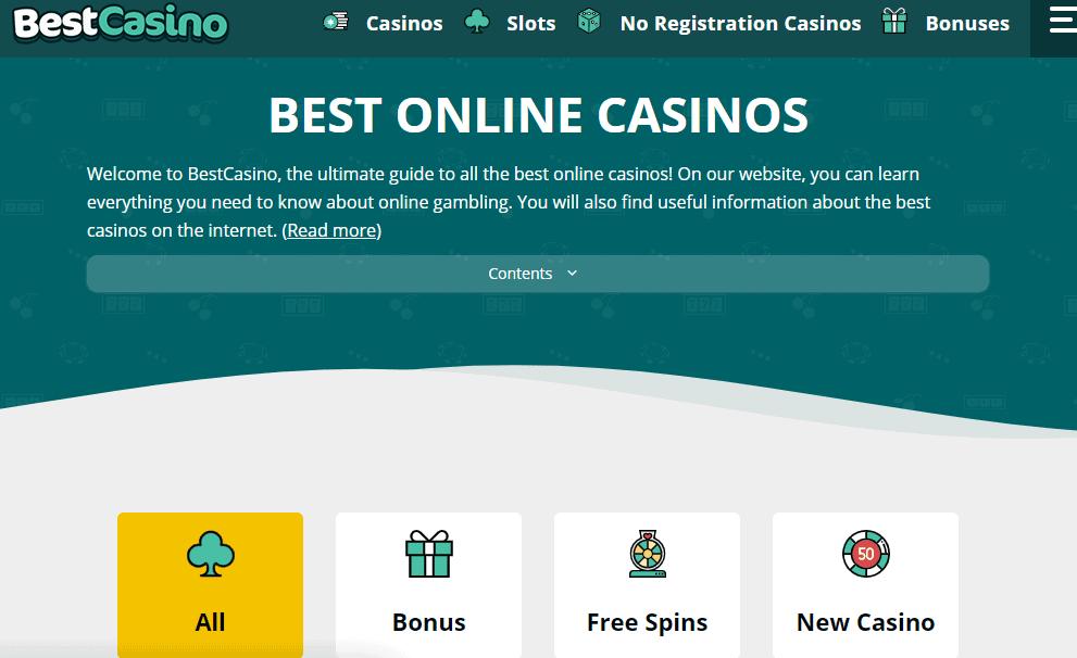 best casino home