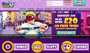 bingo gran front image
