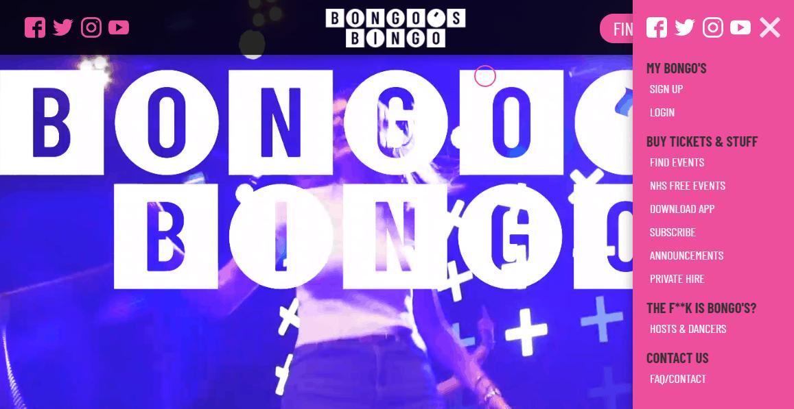 bongo's bingo home