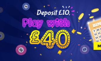 dandy bingo front image