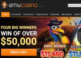 emu casino front image