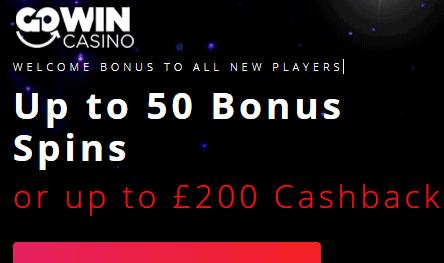 go win casino front image