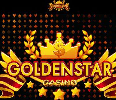 golden star casino front image