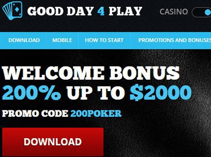 good day 4 play front image