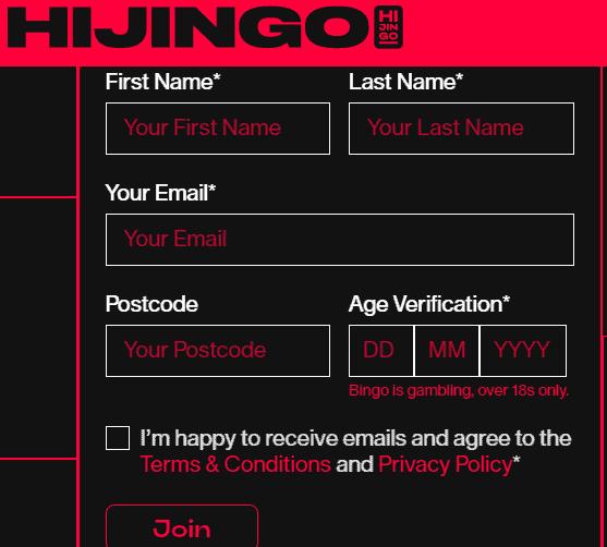 hijingo join