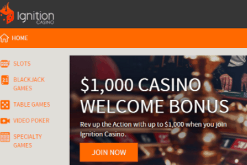 ignition casino front image