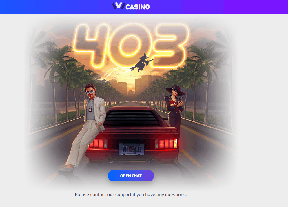 ivi casino home restriction