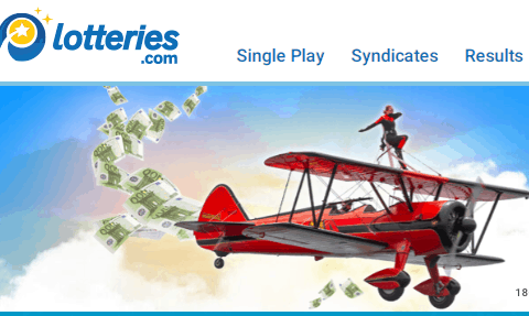 lotteries front image